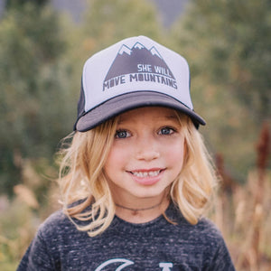 Youth She Will Trucker Hat