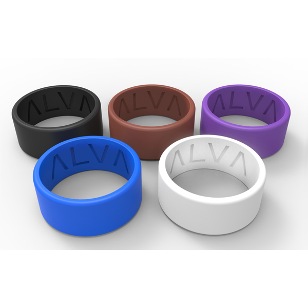 5 Reasons You Should Wear A Silicone Wedding Band