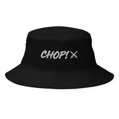 Chop Bucket Hat