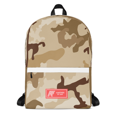 Desert Camo Backpack