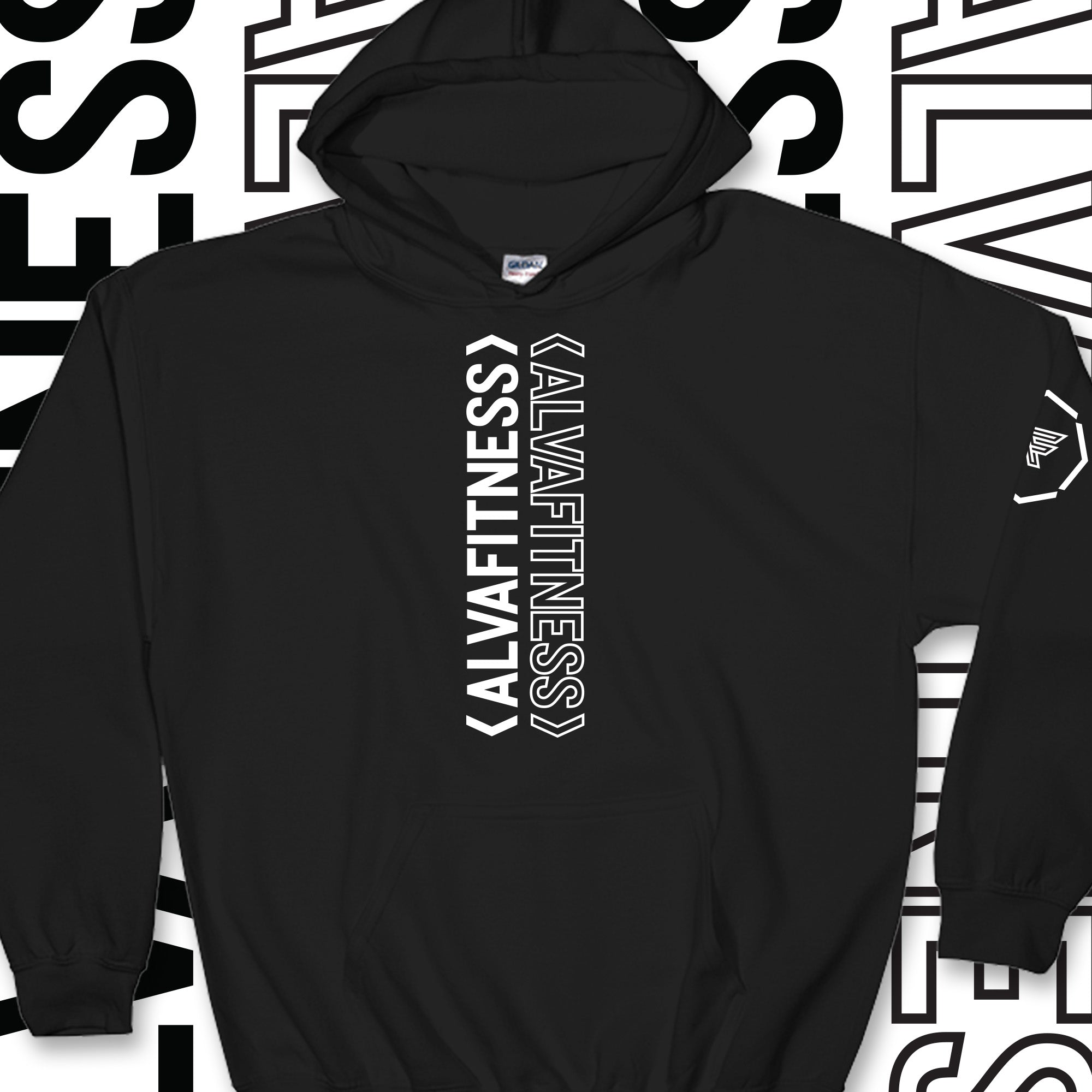 Double Vision Hoodie