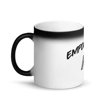 Empowered AF Black Magic Mug