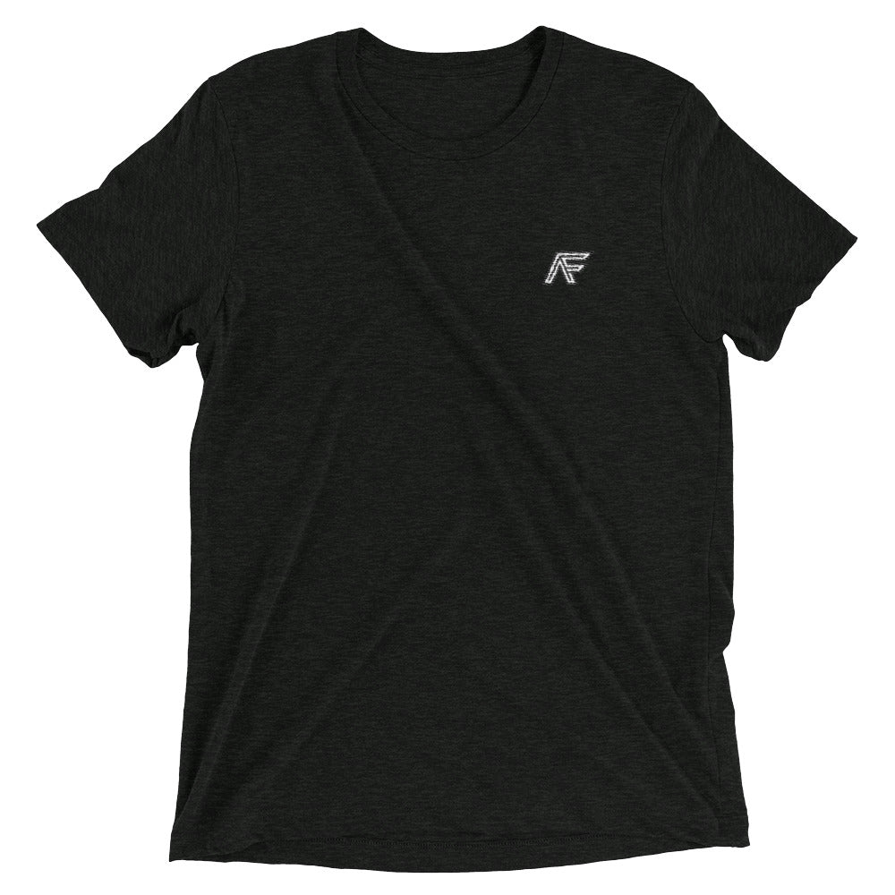 Embroidered Tri-Blend T-Shirt