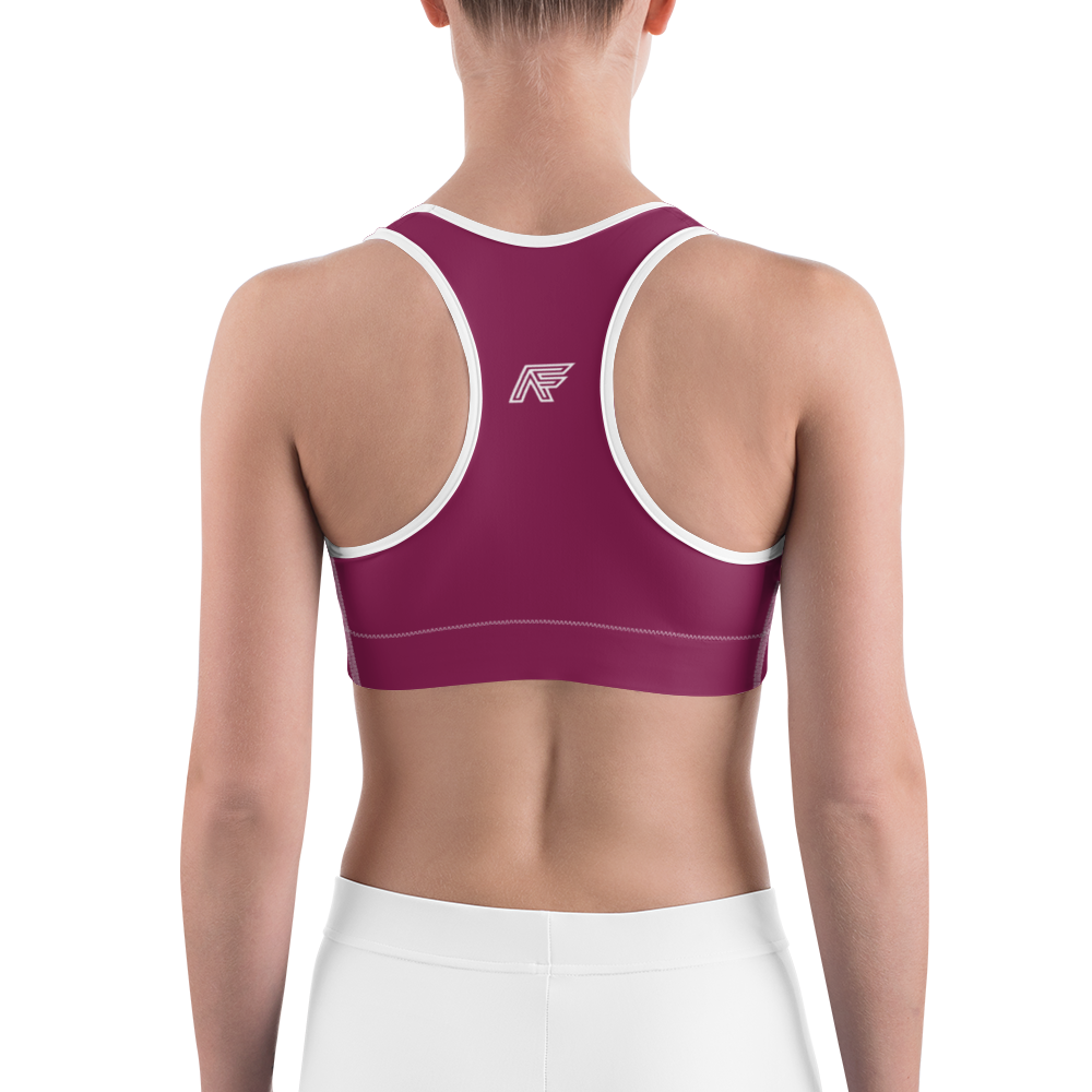 cd05c990c2cdb Wine Nuud Sports Bra