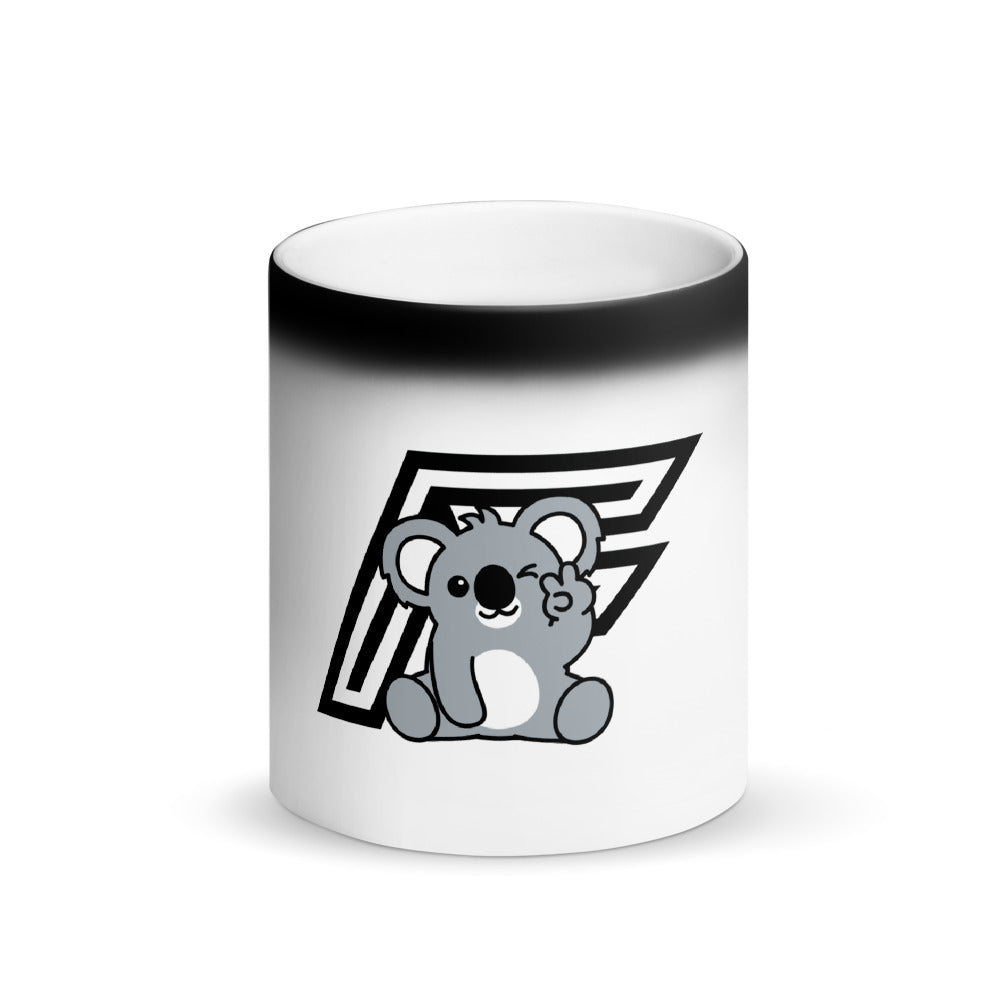 Koala Black Magic Mug