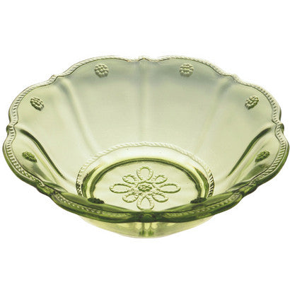 Juliska Colette Green Dessert Bowl