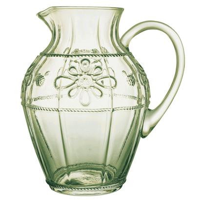 Juliska Colette Green Pitcher