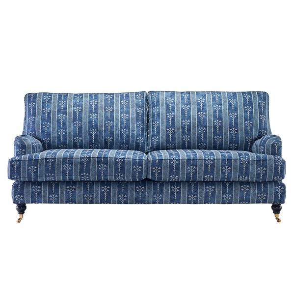 English Roll Arm Sofa