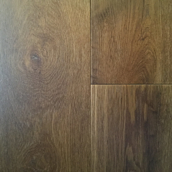 European Oak Engineered Flooring - Chocolate