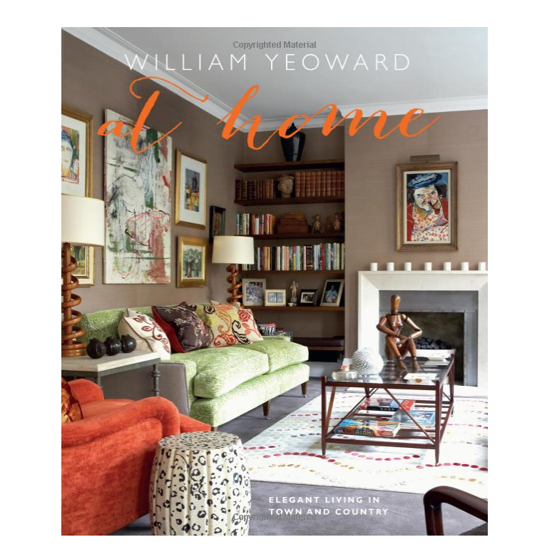 William Yeoward At Home