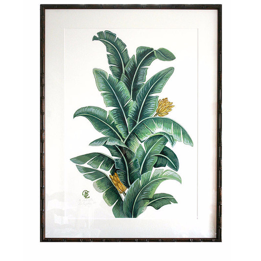 Bethany Linz - British India - Hand signed print - Breadfruit