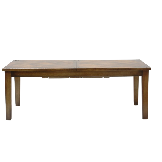 Double Extension Dining Table