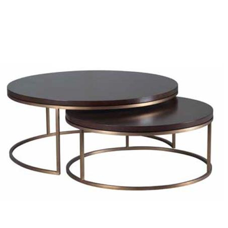 Kanta Nested Cocktail Tables (Set of 2)