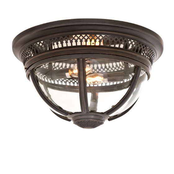 Residential Bronze Ceiling Lamp