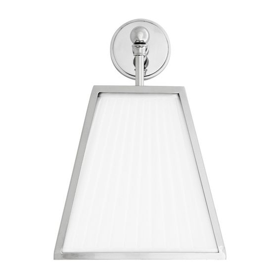 Notting Hill Wall Lamp - Nickel