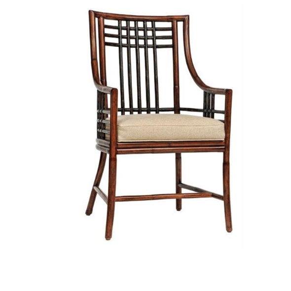 Lodge Rattan Chair