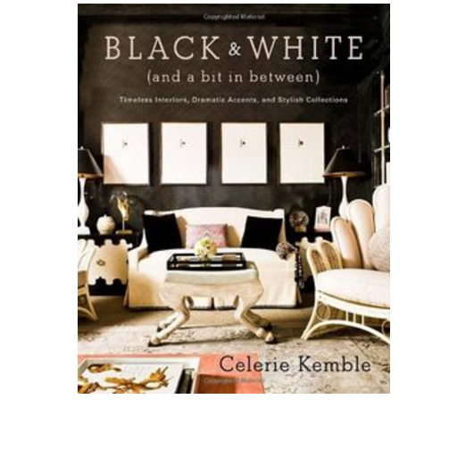 Celerie Kemble - Black & White (and a bit in between)