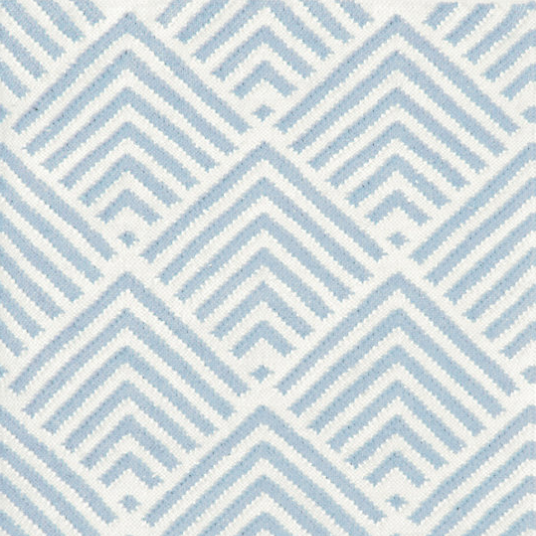 Dash & Albert Cleo Blue Indoor/Outdoor Rug
