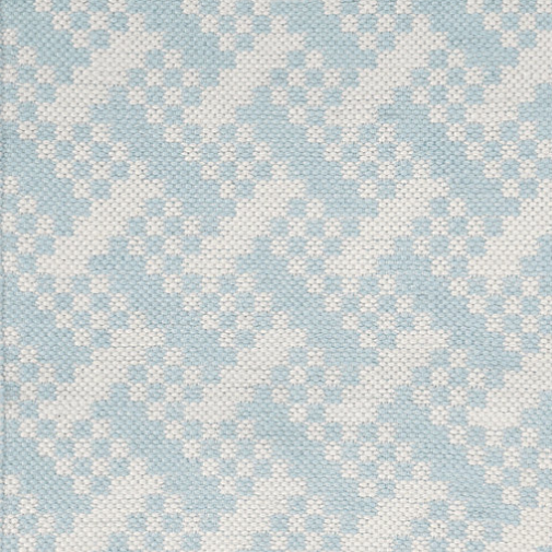 Dash & Albert Hudson Blue Indoor/Outdoor Rug