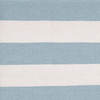 Dash & Albert Falls Village Stripe Blue Indoor/Outdoor Rug