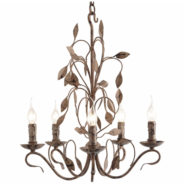 Baroque chandelier the classic outfitter baroque chandelier aloadofball Image collections