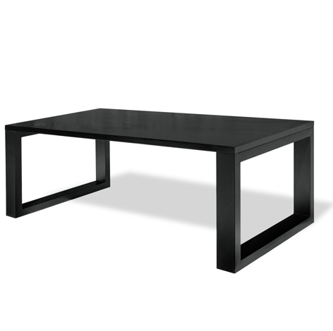 Dalani Dining Table Black