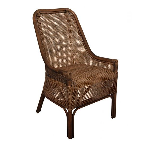 Rattan Brunch Chair