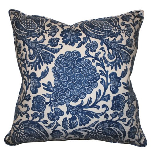 Batik Indigo Cushion
