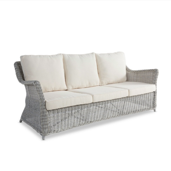 All Weather Rattan Sofa