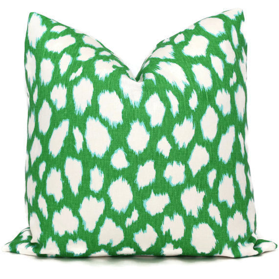 Kate Spade Kelly Green Cushion