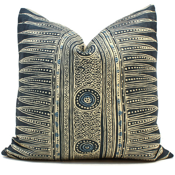 Lee Jofa Indian Zag Cushion