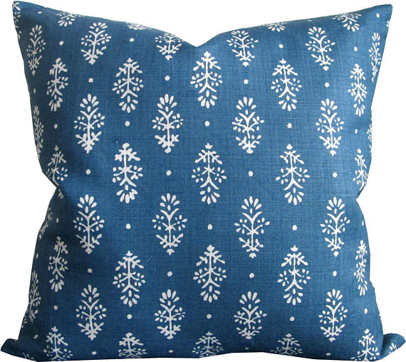 Lisa Fine Rajkot Monsoon Cushion