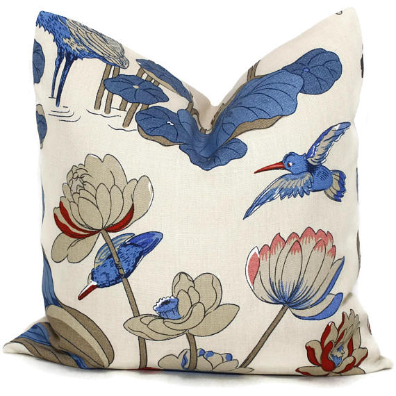 Nympheus Lily Pad Cushion