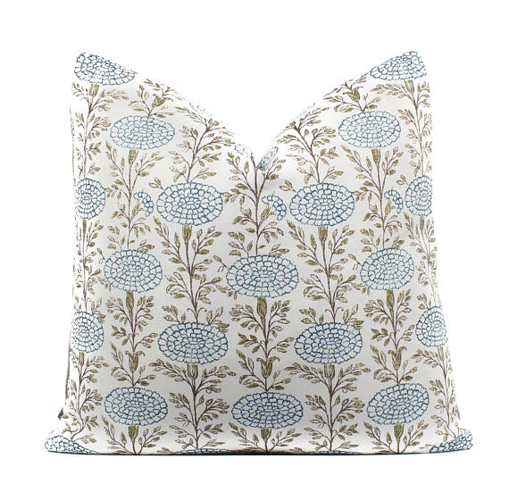 Lisa Fine Samode Linen Cushion