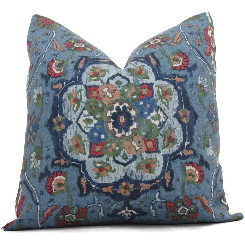 Schumacher Jahanara Carpet Cushion