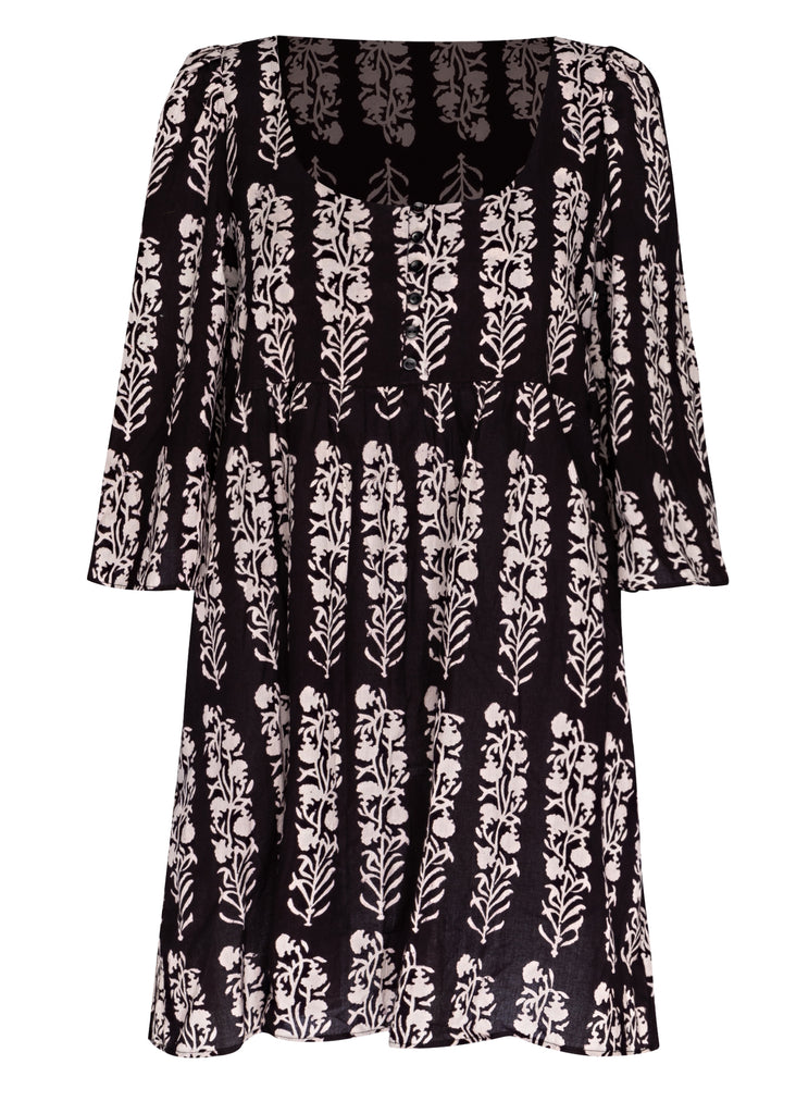 Almost Always Batik Dress (Acapulco)