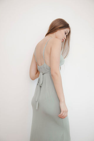Jersey Girl Dress (Jade)