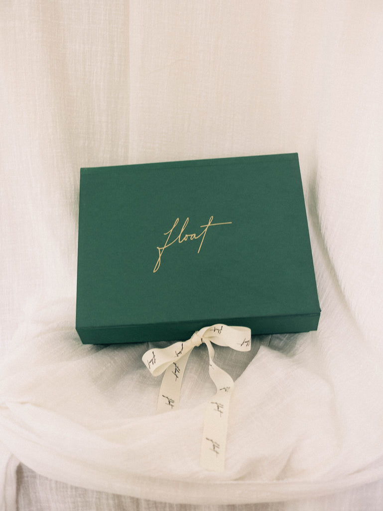 Float Gift Box (Green)