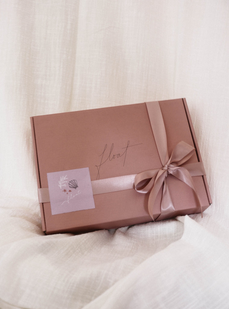 Float Gift Box (Pink)