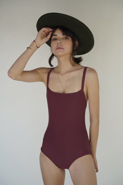 Malia Jumper (Burgundy)