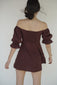 One of the Girls Dress (Burnt Sienna)