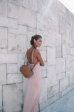 Jersey Girl Dress (Dusty Rose)