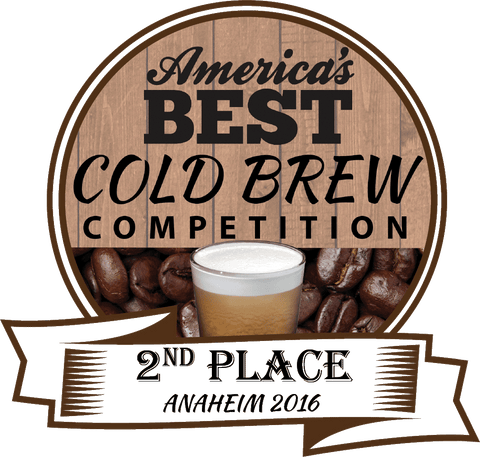 Americas Best Cold Brew 2nd- Scotty D's Jamaican Coffee
