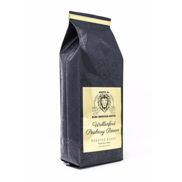 Wallenford Peaberry Reserve- 16 oz.