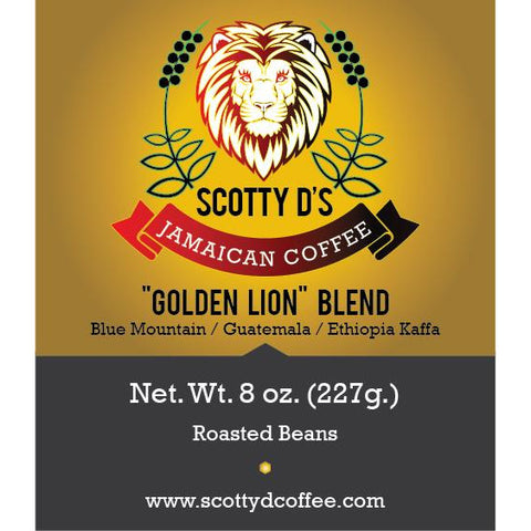 "Scotty D's ""Golden Lion"" Blend"