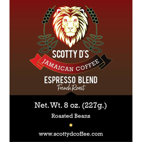 "Scotty D's ""Espresso Lion"" Blend"