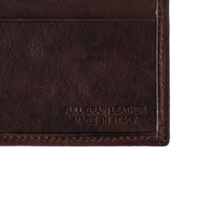Full grain leather stamp, Timbro full grain leather