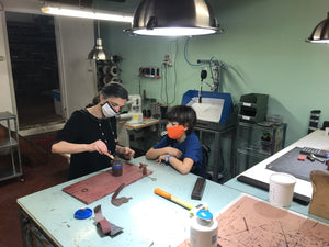 Laboratorio per bambini, Children workshop