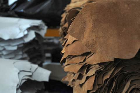 Leatherworking procedures, the various phases