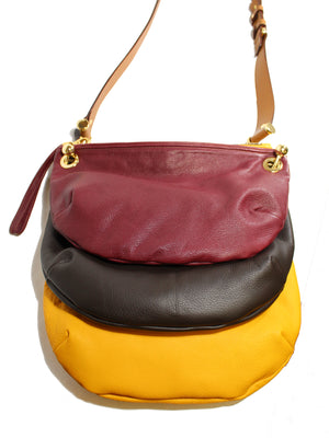 multiple leather bag  3in1
